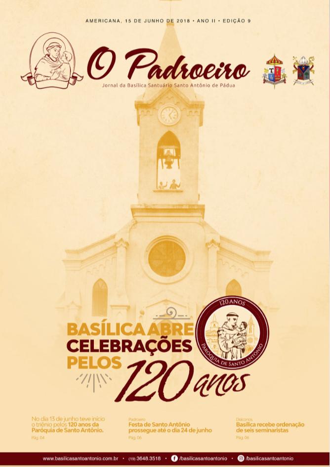 Imagem Basílica Abre Celebrações pelos 120 Anos