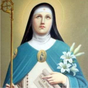 Imagem Santa Ângela de Foligno
