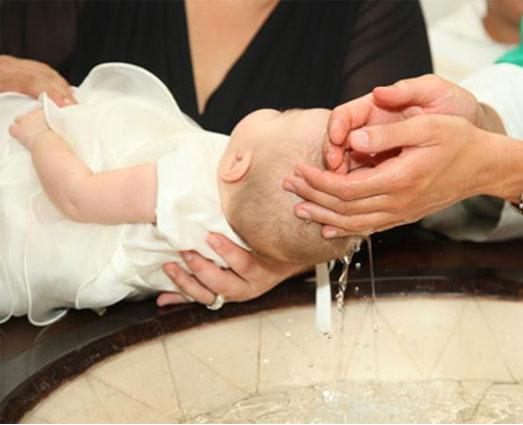 Sacramento Batizado